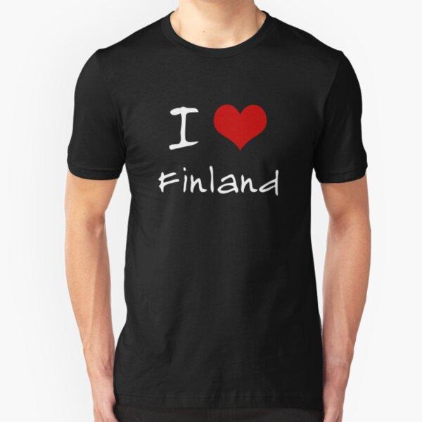 I Love Heart Helsinki Kids T-Shirt