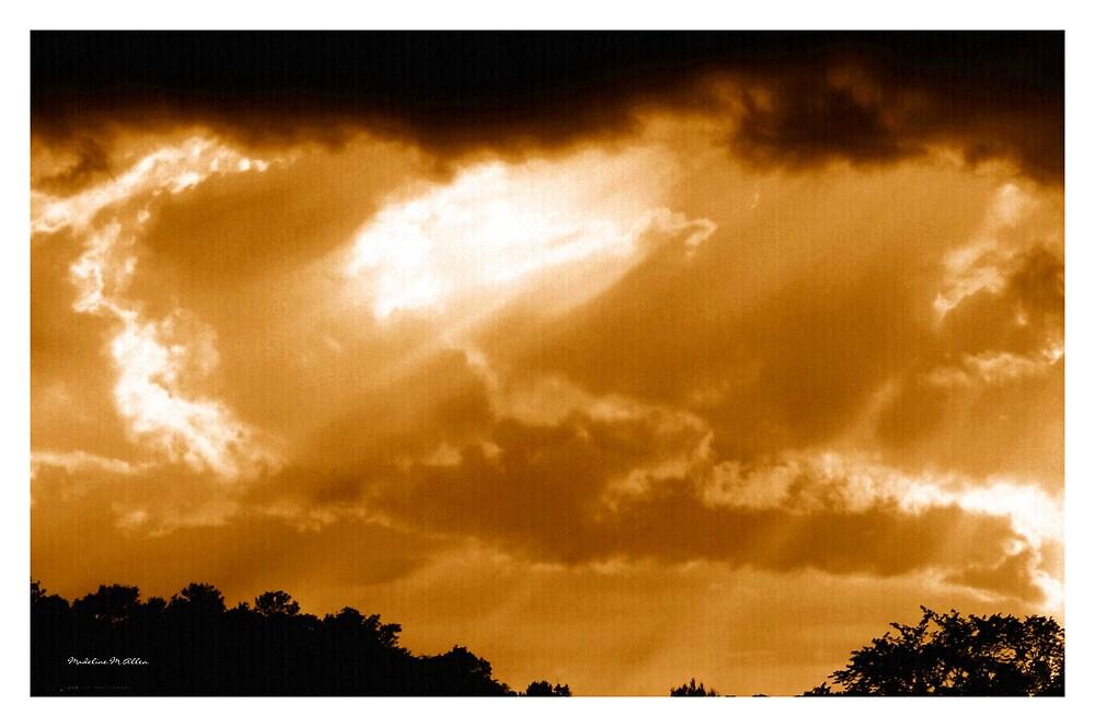Heavenly  by Madeline M  Allen