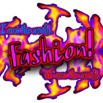 Fashion! Design by KingMustachio
