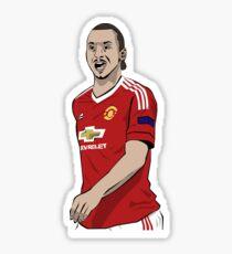 Zlatan Ibrahimovic Sticker