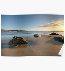 CALM WATERS, POINT ADDIS Poster