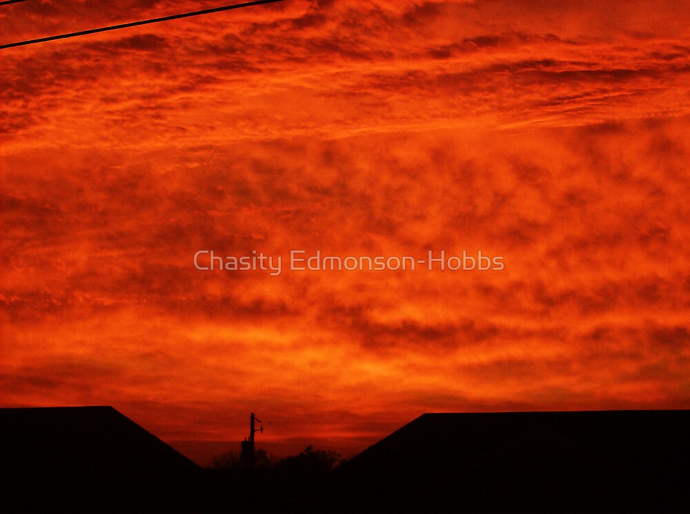 Early Morning by Chasity Edmonson-Hobbs