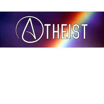 Atheist Rainbow by HandbagMafia