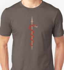 Red Viper & Spear T-Shirt