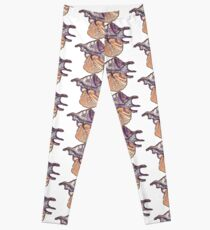 Shell Art Collection Leggings