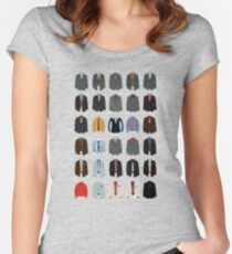30 Days of Saul Goodman Women's Fitted Scoop T-Shirt