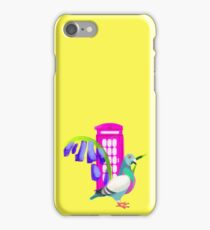 The Bluebell Peck Box iPhone Case/Skin