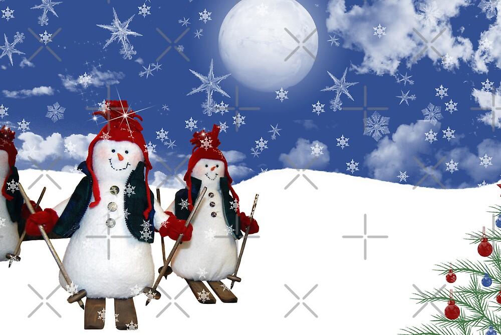 Christmas Fun by Maria Dryfhout