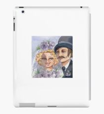 wedding iPad Case/Skin