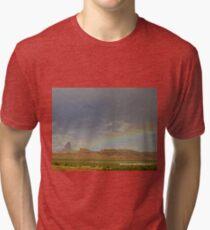 Arizona Rainbow Tri-blend T-Shirt