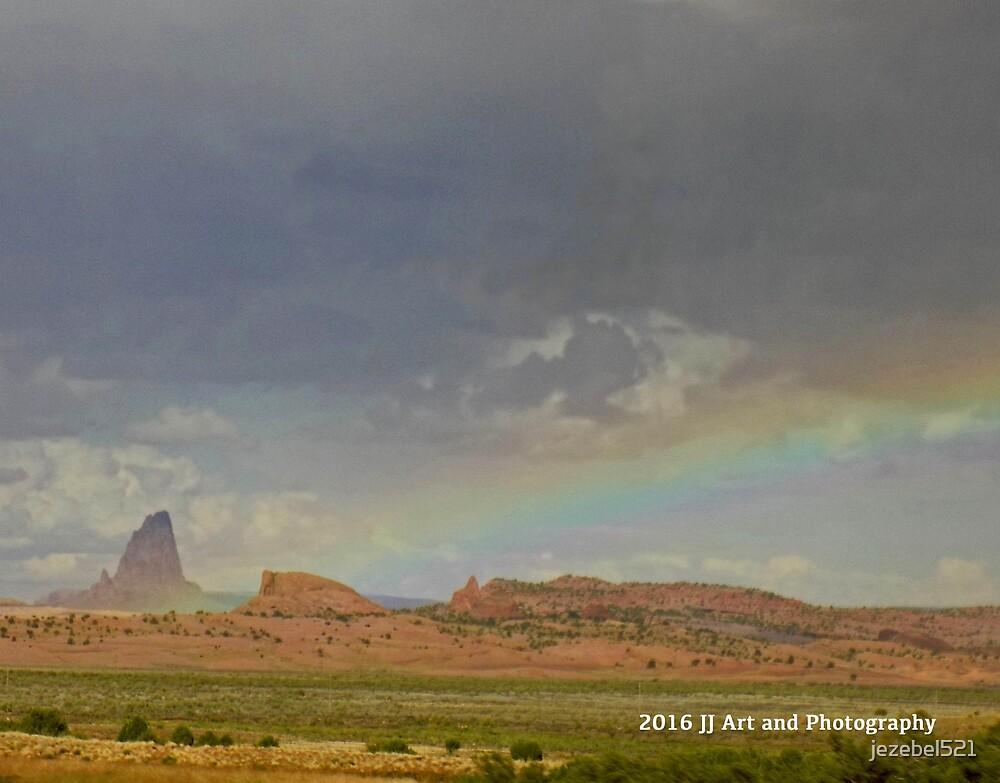 Arizona Rainbow by jezebel521