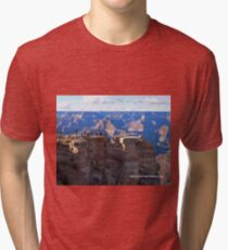 Grand Canyon Viewing Area Tri-blend T-Shirt