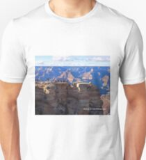 Grand Canyon Viewing Area Unisex T-Shirt