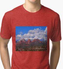 Sedona Mountains Tri-blend T-Shirt
