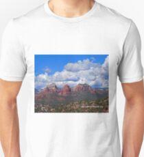 Sedona Mountains Unisex T-Shirt