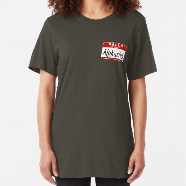 I Am Legion Slim Fit T-Shirt