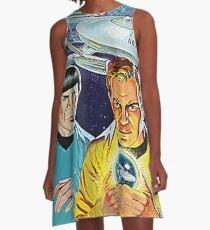 Star Trek Original Vintage A-Line Dress