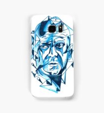 Bruce Willis is my homeboy ( light colors) Samsung Galaxy Case/Skin
