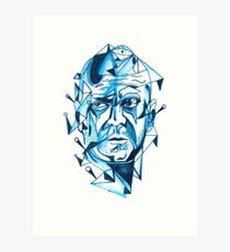 Bruce Willis is my homeboy ( light colors) Art Print