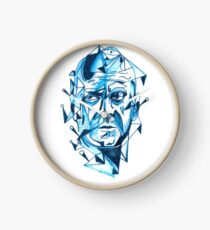 Bruce Willis is my homeboy ( light colors) Clock