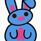 Pocket the Bunny  by Carbon-Fibre Media