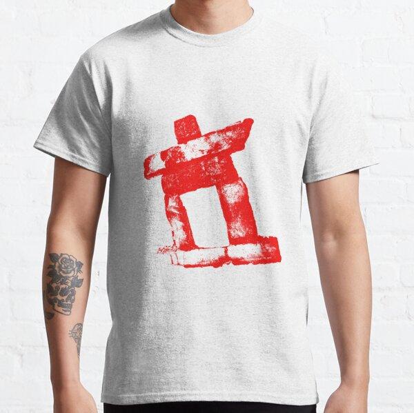 Canada rock man -RED- Classic T-Shirt