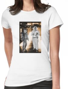Back to the Future - 88 M.P.H. Womens Fitted T-Shirt