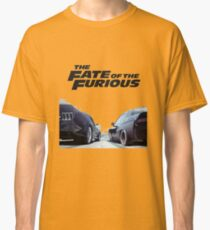 The Fate Of The Furious F8 Classic T-Shirt