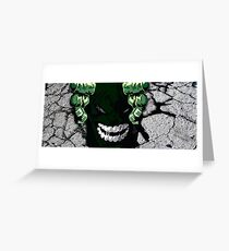 Unlease the Rage...the Anger!!  Greeting Card