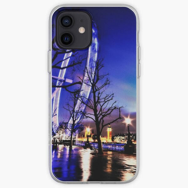 The Millennium Wheel an artistic perspective iPhone Soft Case