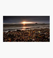 Sunrise at Ballycotton Co Cork, Ireland Photographic Print