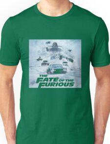 Fast 8 The Movie Unisex T-Shirt