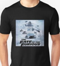 Fast 8 The Movie Unisex T-Shirt