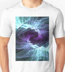 Portal Beyond the Clouds Unisex T-Shirt