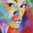 Uhura by Gemma Amendola