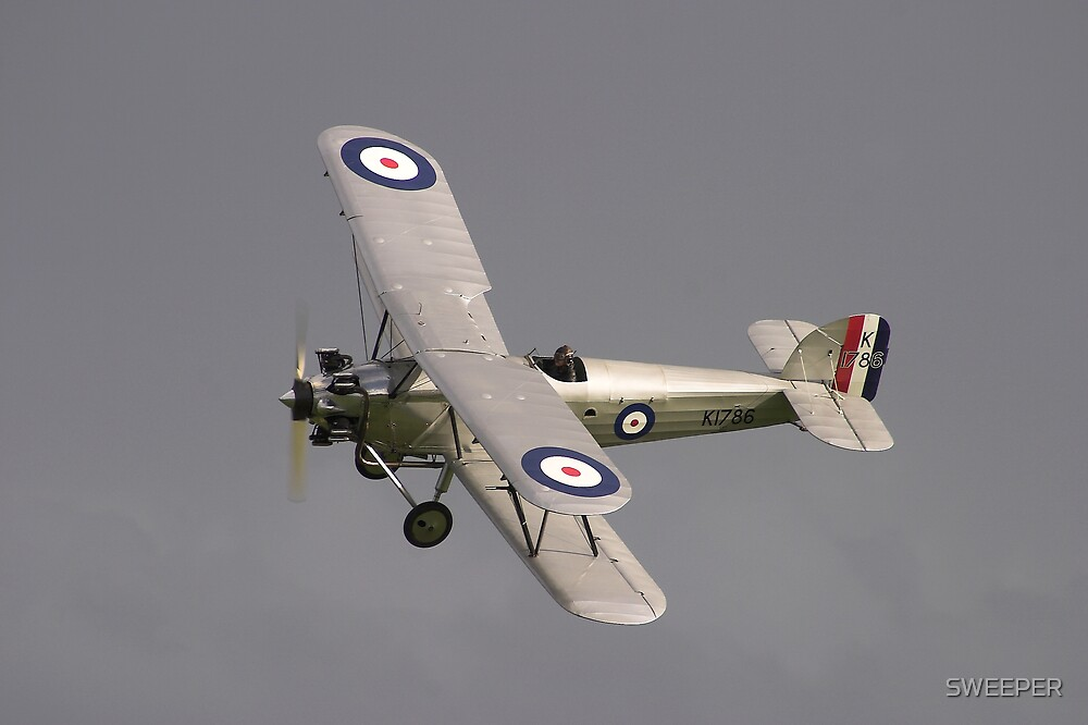 Hawker Tom Tit 2 by SWEEPER