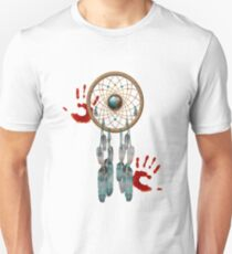 Catching Spirit Native American Unisex T-Shirt