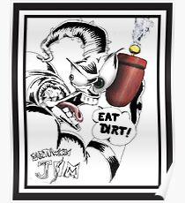 Earthworm Jim! Poster