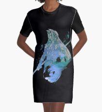 Sephiroth Graphic T-Shirt Dress