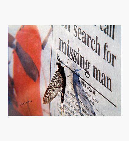 Today's News Photographic Print