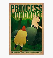Princess Mononoke - Day Photographic Print