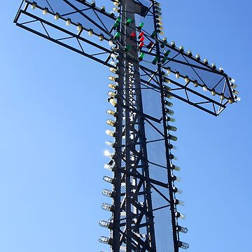 Big Cross in the Sky by janr34