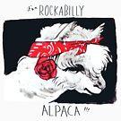 Rockabilly Alpaca, from the Camelid scene  by Ariel Vittori