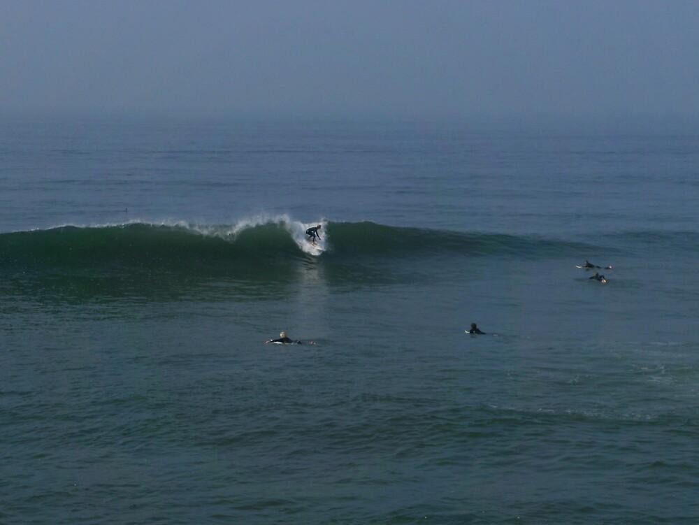 Surfing California by cj913