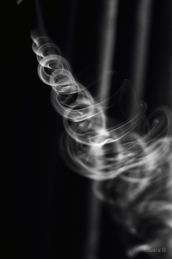 smoke 2 by Sara B