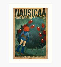 Nausicaa Art Print