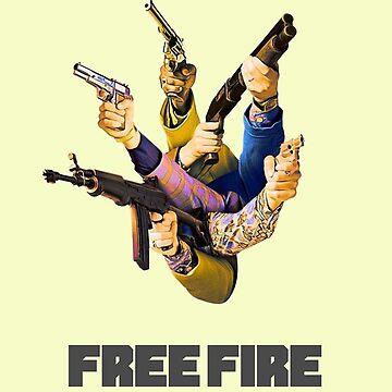 Free Fire Gun Fight by ozanthekill