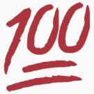 100 [Red] by imjesuschrist