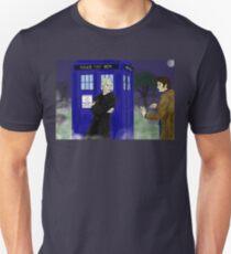 The big bad who? T-Shirt