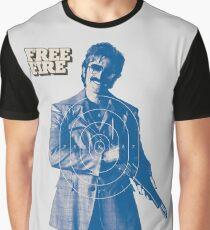 Free Fire Vernon Graphic T-Shirt